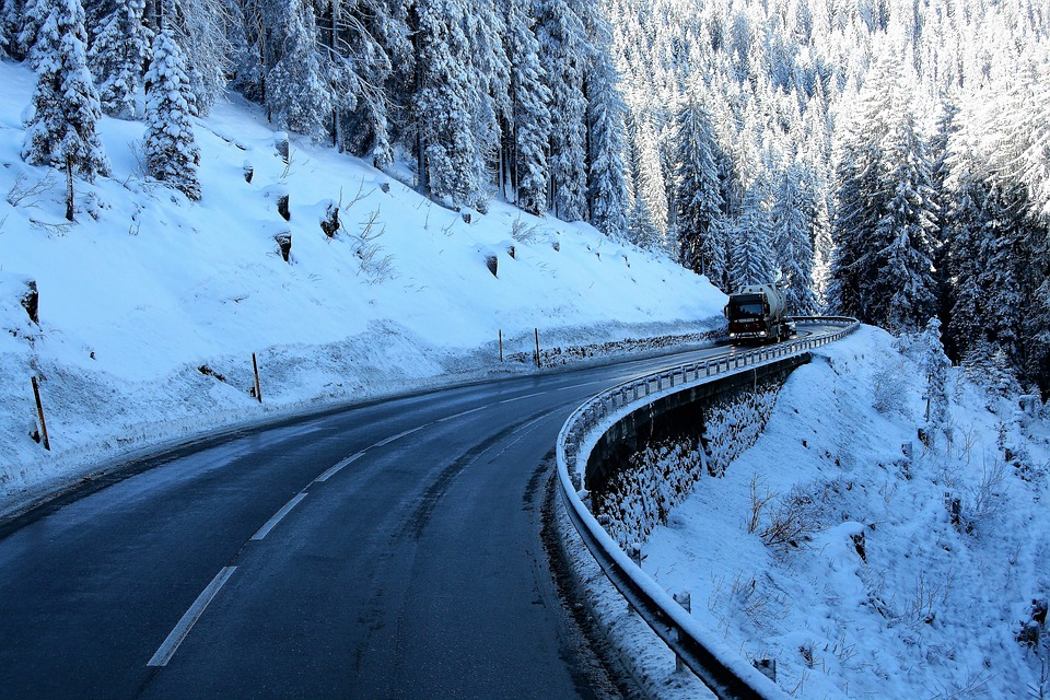 Preparing Your Fleet Drivers For Winter Conditions