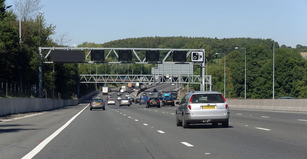 Smart Motorways Pose Compliance 'Risk' For Fleets