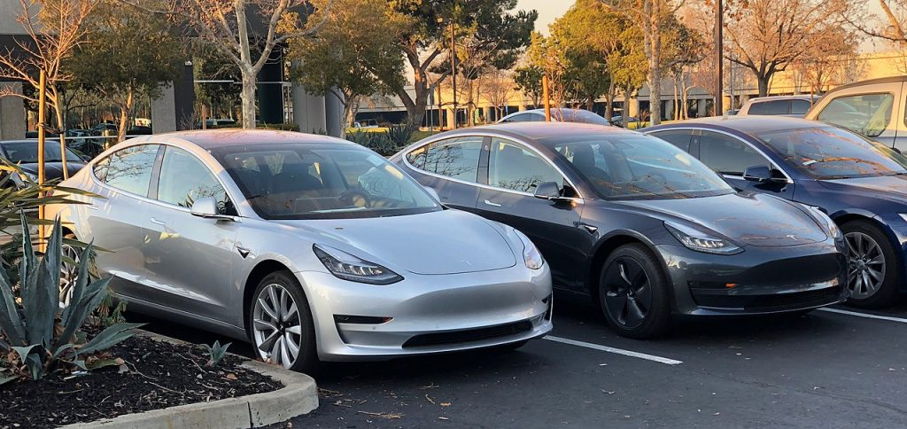 Tesla Model 3 Dominates The European Market