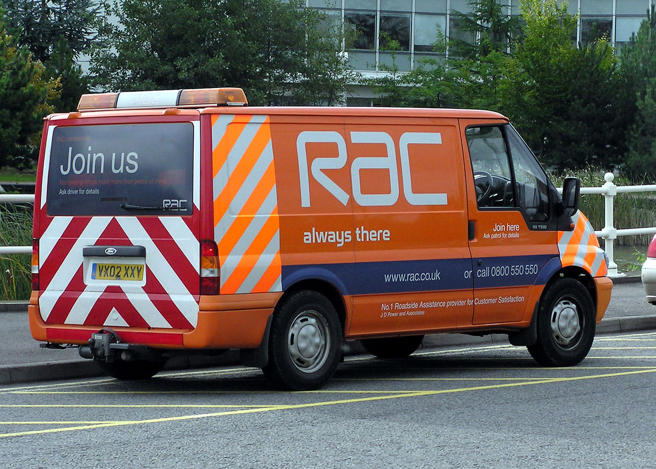 RAC Takes The Fight To Range Anxiety With Mobile Chargers