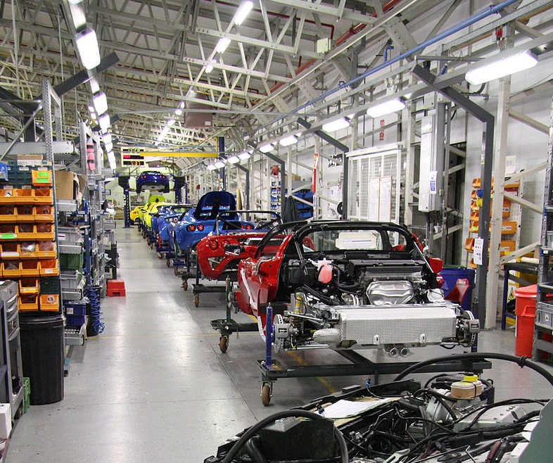 Investment In Britain's Car Industry Is 'Pitiful'
