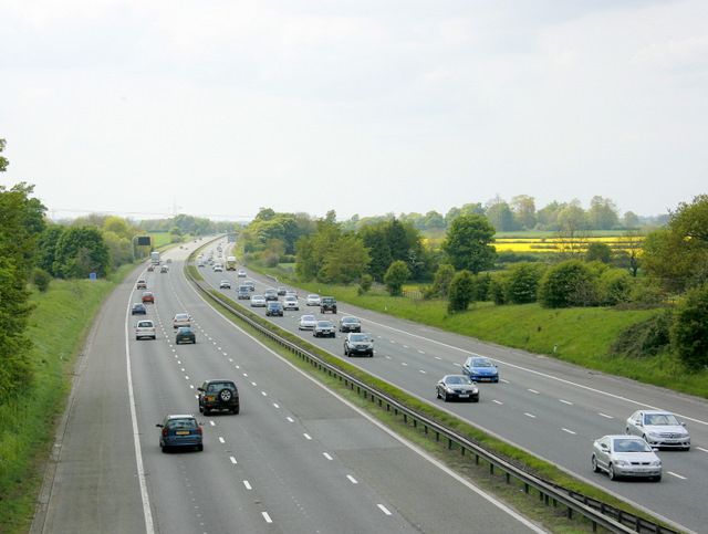 Highways England To Experiment With Rubber Motorways