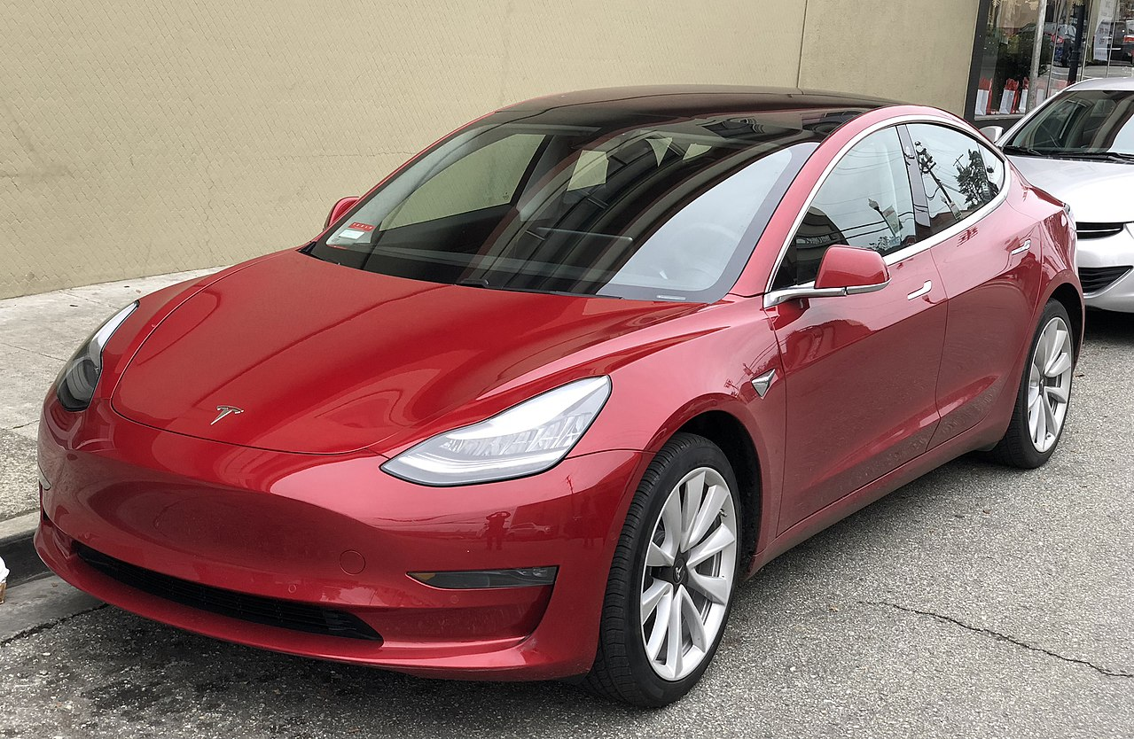 Tesla Model 3 Already Most Popular EV To Lease In The UK
