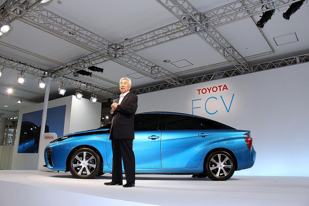 Hydrogen Fuel: Is It A Safe Option For Fleets?