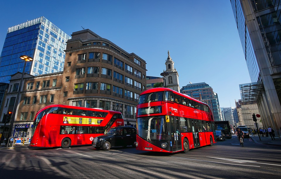 Plans To Make London's Buses Sound Like Spaceships Fall On Deaf Ears