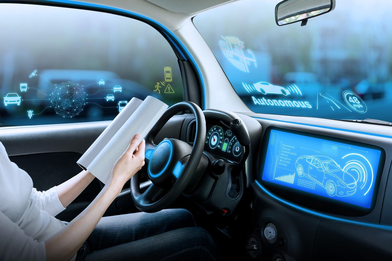 Autonomous Cars Will Need To Face A 'Digital MOT'