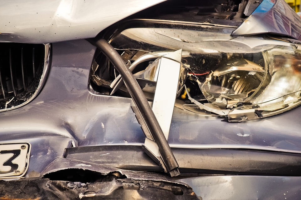One In Ten Drivers Say Stress Is Main Cause For Accidents