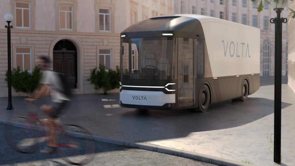 Volta: New Electric Truck To Be Developed In The UK