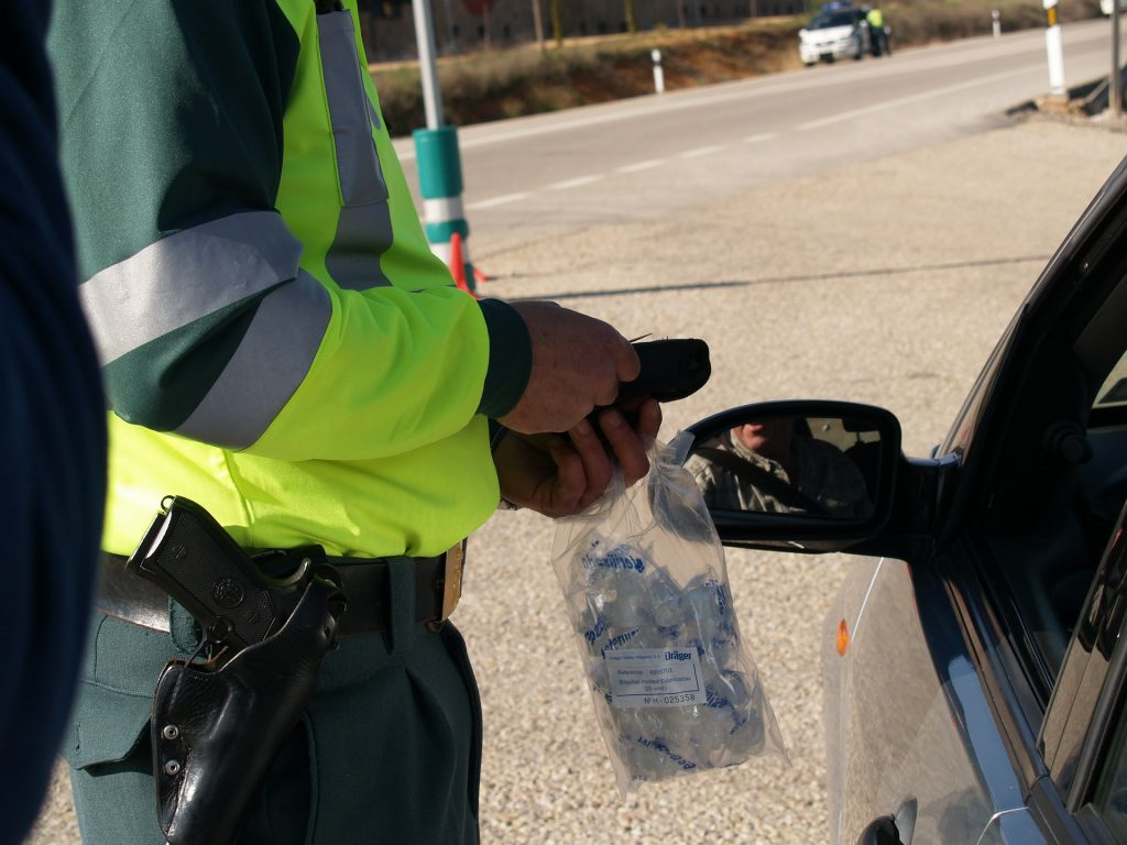 Police Should Randomly Test Drivers For Drugs And Alcohol, Says Brake
