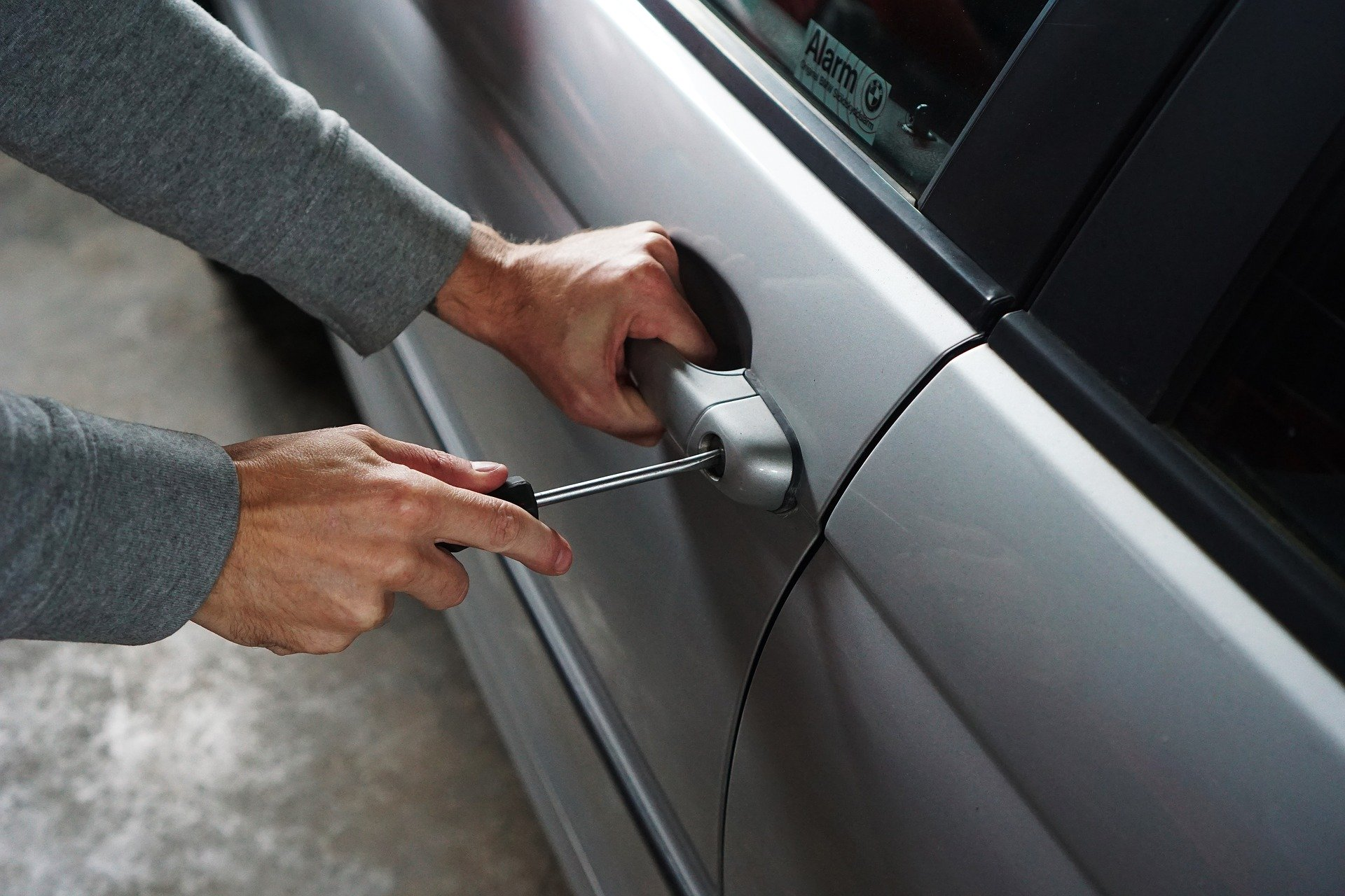 Stolen Vehicles Are Costing Fleets £16,000 A Year