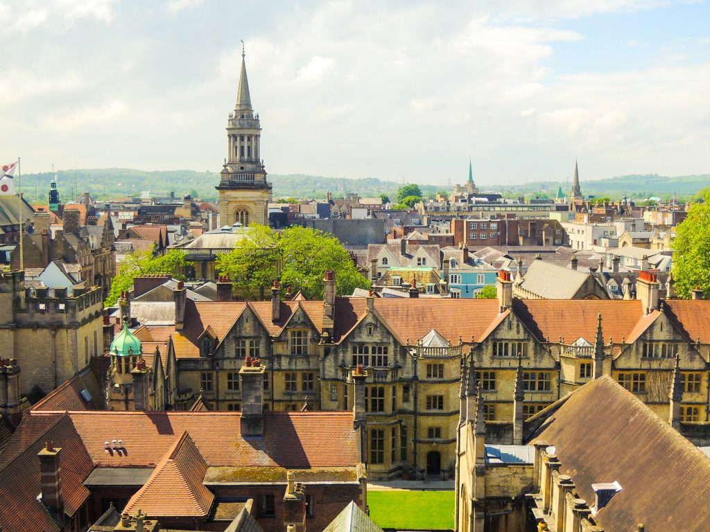 Oxford To Implement Nation's First Zero Emission Zone