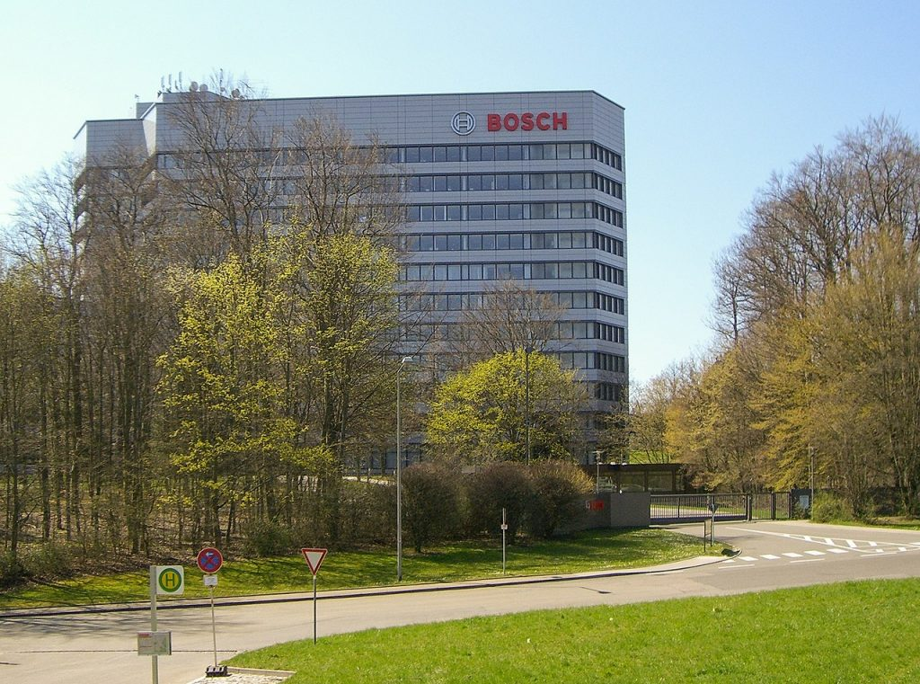 Bosch Warns That 'Peak Car' Could Already Have Happened