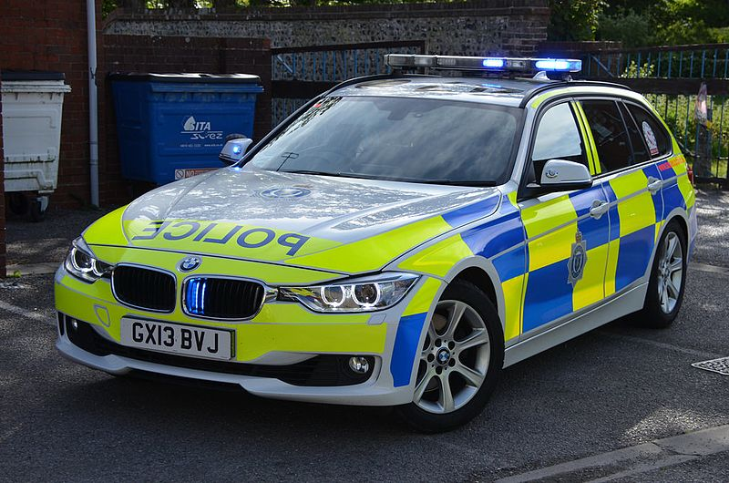Gloucestershire: A Fifth Of All Police Vehicles To Be Electric