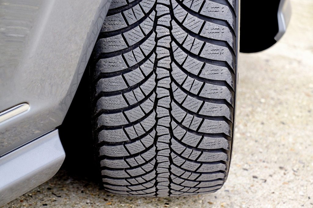 Business Drivers Are Regularly Failing TO Check Their Tyres