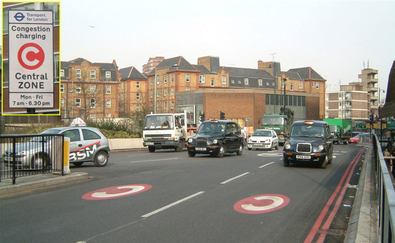 London's Road Charges Have Been Suspended Due To Coronavirus