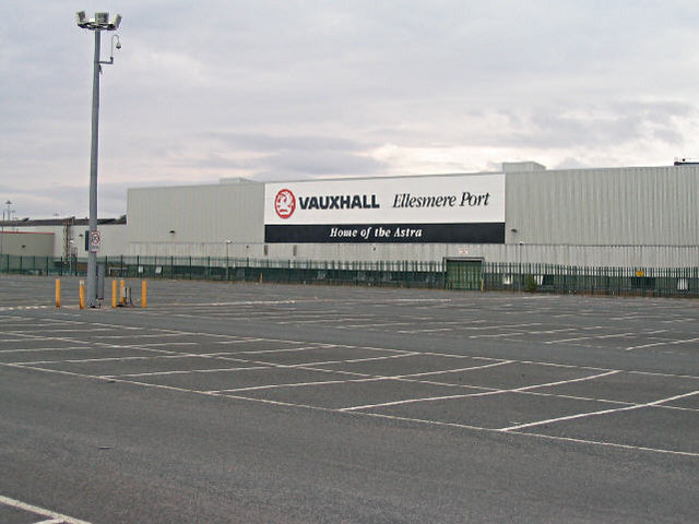 Vauxhall's Ellesmere Port Plant Faces An Uncertain Future