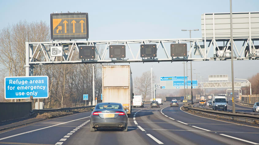 The Government Is Scrapping Dynamic Smart Motorways