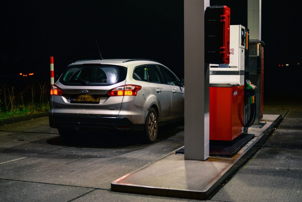 A Third Of British Drivers Haven't Purchased Fuel In A Month
