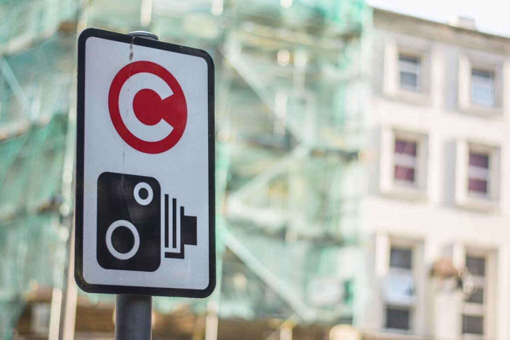 The London Congestion Charge Has Risen To £15 A Day