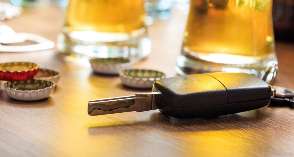 Drink-Driving Incidents Could Spike After Pubs Reopen