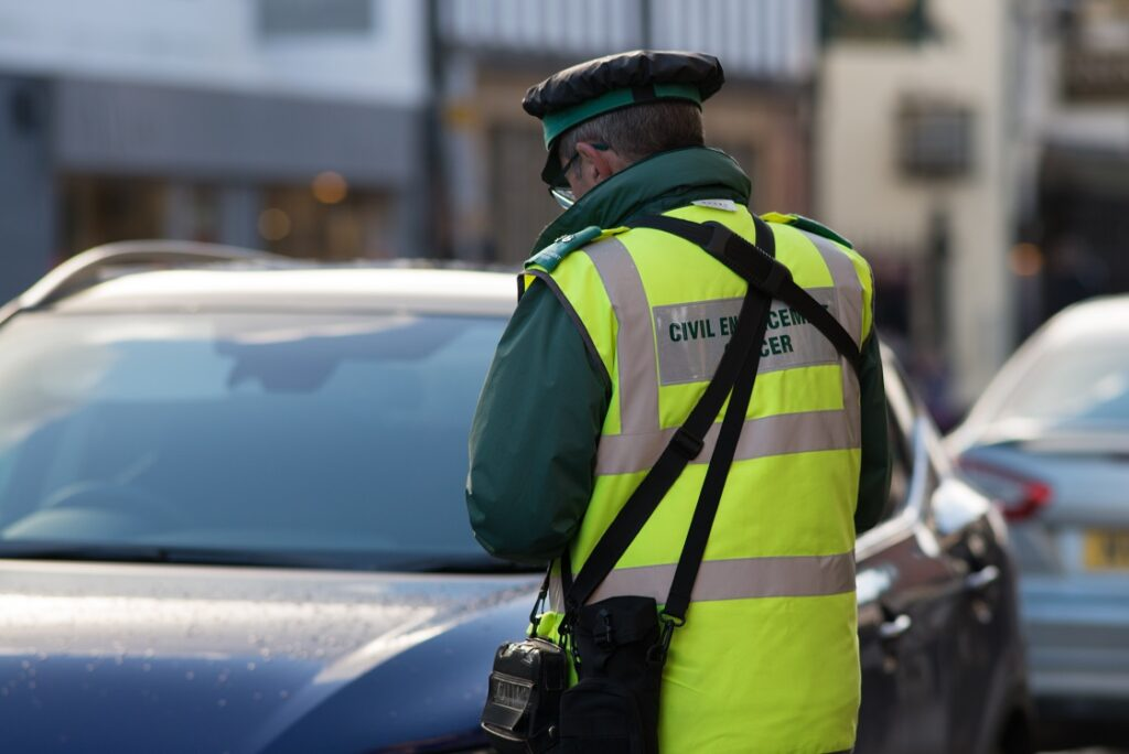 Fleet Warning: Private Parking Tickets Are Up By 25%