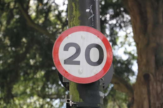 Just 13% Of Drivers Stick To 20mph Speed Limits