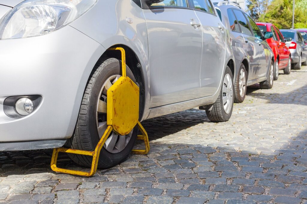 Private Parking Companies Want To Clamp On Private Land Again