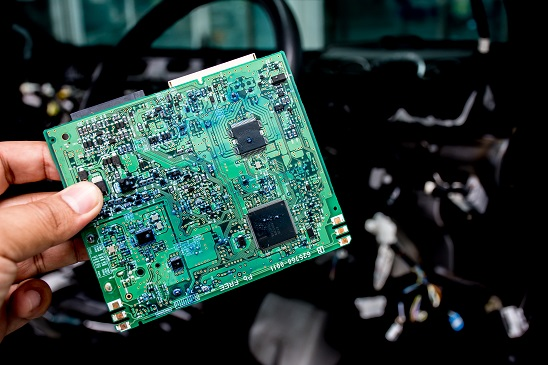 Semiconductor Shortage Has Cut UK Car Production By 50%