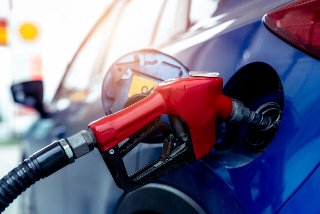 Petrol Prices Nearly Reach Highest Level In Eight Years