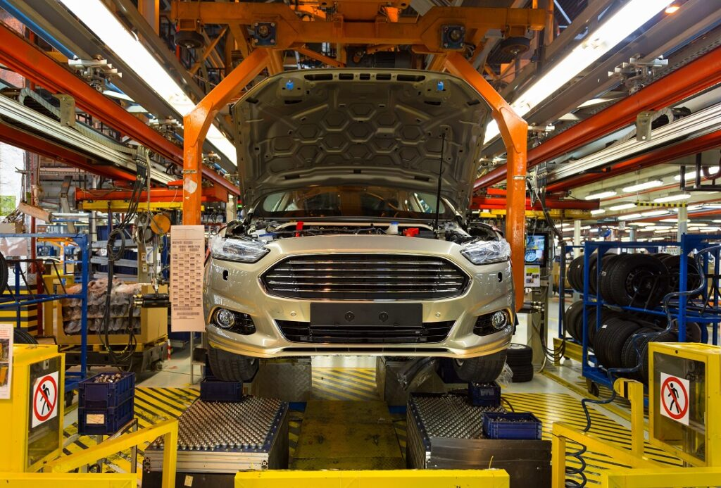 Shortages Lead To Worst Car Production Figures Since 1956