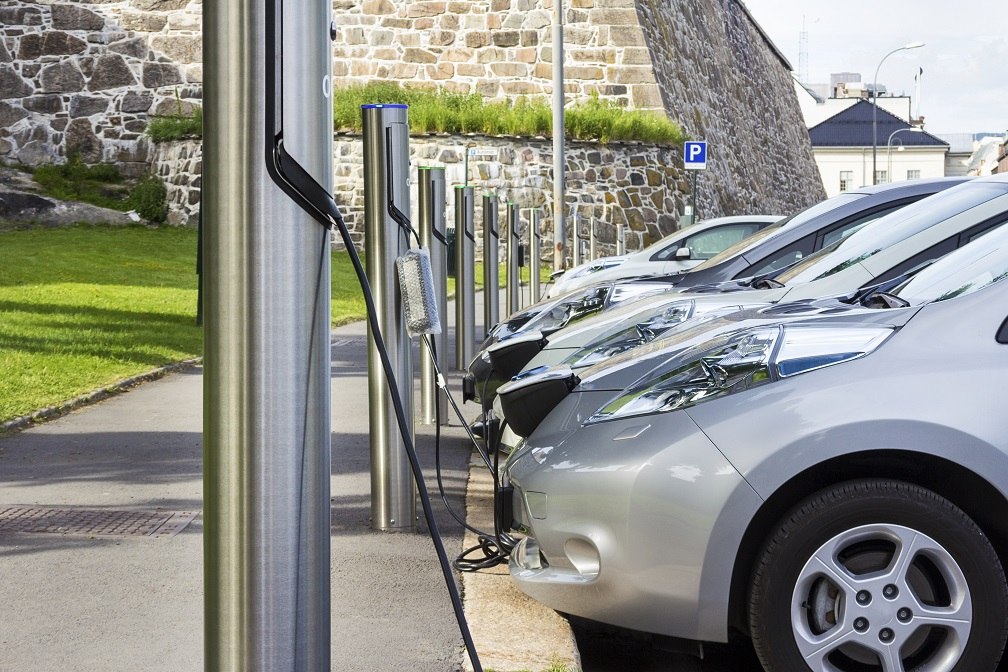 Registrations for Electric Vehicles Achieve Record Market Share in Europe