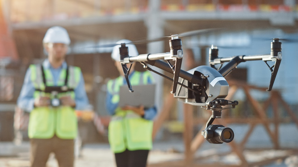 Drones Are Being Deployed In Order To Spot Potholes